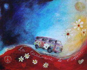 La Caravane de l'espoir