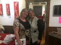 Avec Ginette Lessard